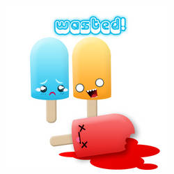 Popsicle Homocide Flash