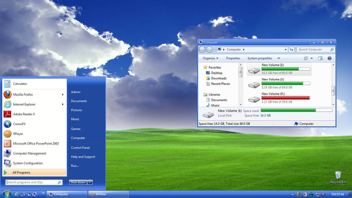 windows 7 basic