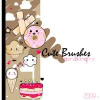 Cute brushes o.o by Azn-Banqh