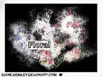 Floral Pngs x6