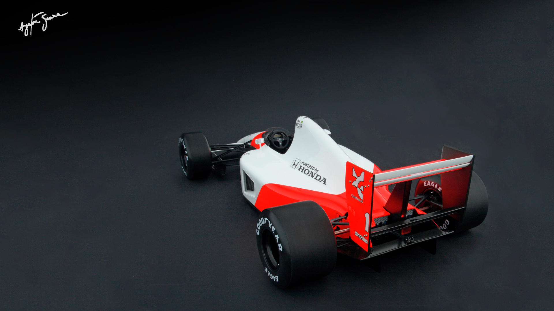 McLaren by ahabezh