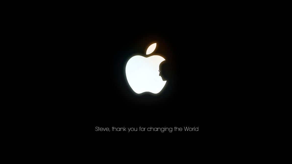 Steve Jobs, thank you by ahabezh