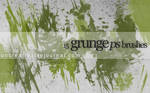 15 grunge ps brushes