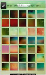 15 'grungy' 100x100 textures by Sarytah