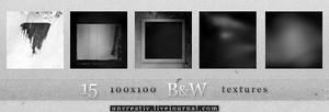 15 BnW icon textures
