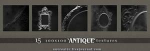 15 antique 100x100 textures
