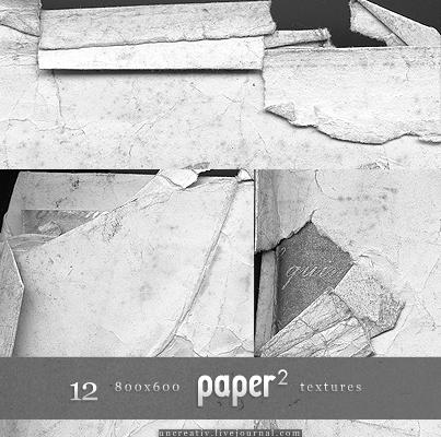 12 paper textures 800x600