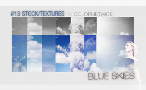 13 texture stock pack 100x100 by Sarytah