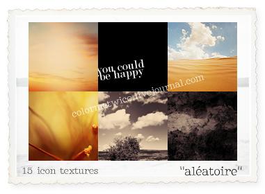 aleatoire 01 by Sarytah