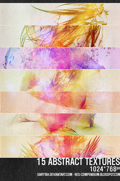 15 abstract textures