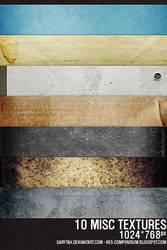 10 misc textures