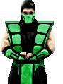 Test Your Might UMK3 Ninja W.I.P