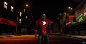 Red Lantern Injustice Model