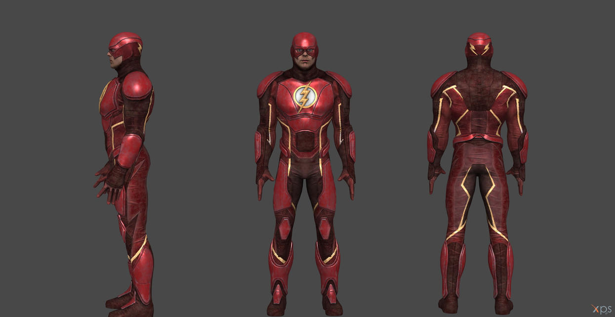 Flash Injustice 2 Second Upgrade by SSingh511