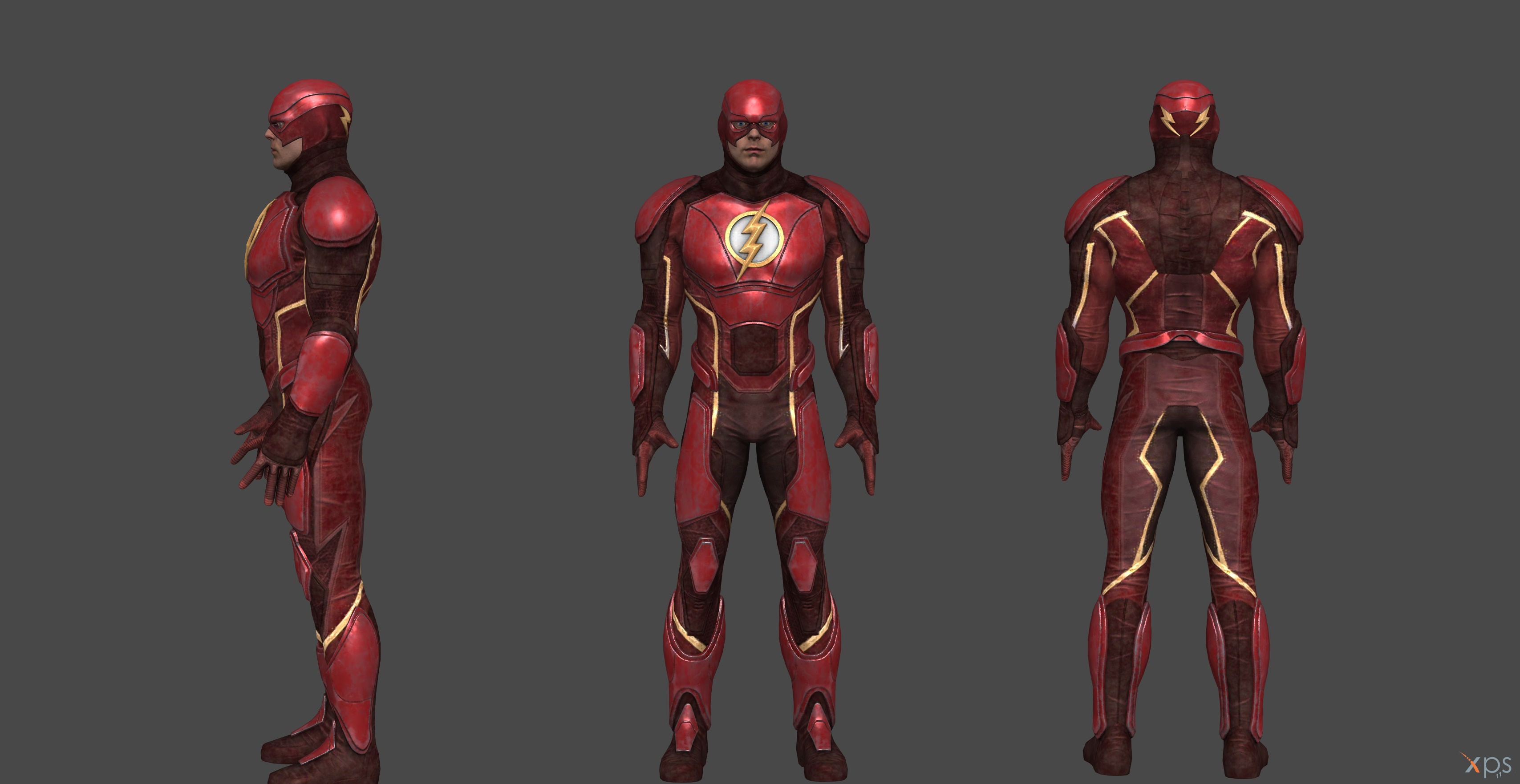 Injustice Flash Version Pictures to Pin on Pinterest ...