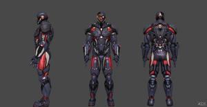 Cyborg Injustice 2 Final Upgrade