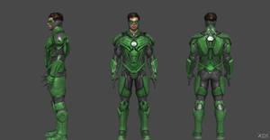Green Lantern Injustice 2