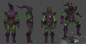 Green Goblin CoC