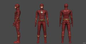 Flash CW Injustice 2