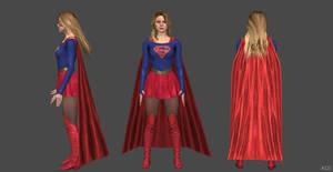 Supergirl CW IJ2
