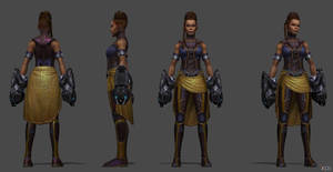 Shuri (Black Panther Movie) FF