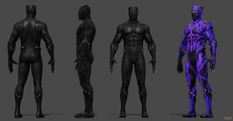 Black Panther (Movie) FF