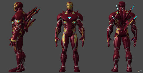 Ironman CoC IW by SSingh511