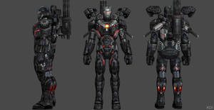 War Machine AIW FF