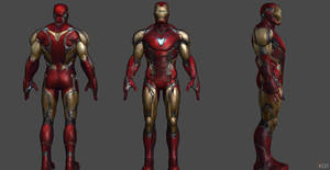 Ironman AE FF by SSingh511