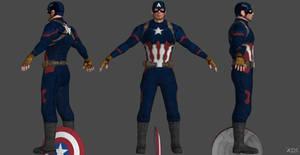 Captain America AP