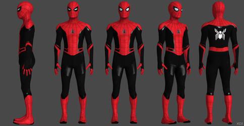 Spider-Man FFH MCU by SSingh511