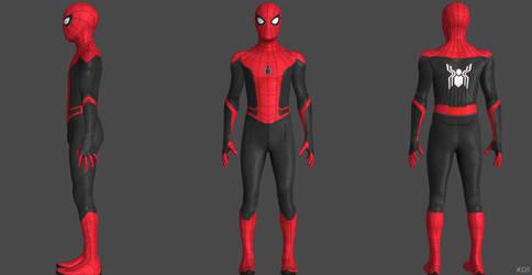Spiderman FFH VR by SSingh511