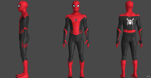 Spiderman FFH VR