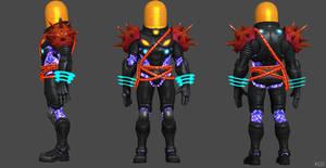 Cosmic Ghostrider CoC