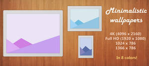 Minimalistic wallpapers