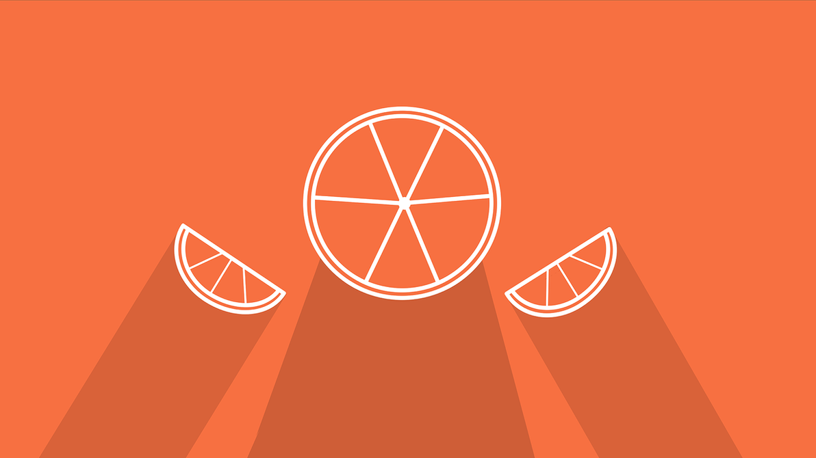 Or orange fruit hd wallpaper - Orange Fruit Wallpaper 4k Or Full Hd By Miloskukic