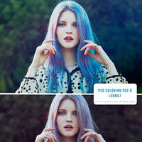 PSD Coloring 8 by Luuna7