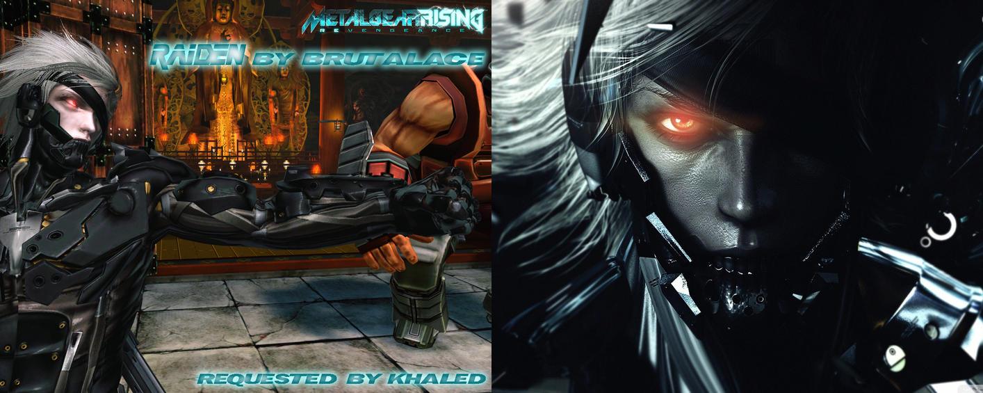 Metal Gear Solid: Risings Raiden Has Changed