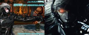 Raiden From Metal Gear Rising Revengeance