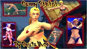 Cammy Bikini (SSF4AE)