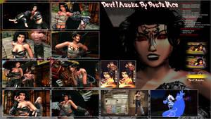 Devil Asuka By BrutalAce