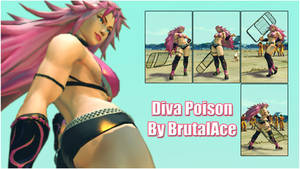 Diva Poison By BrutalAce
