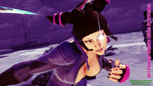 Juri Cleavage Ultimate Edition
