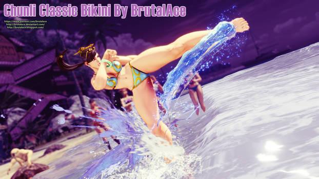 Chunli Classic Bikini