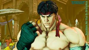 Beardless Hot Ryu
