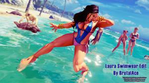 Laura Swimwear Edit