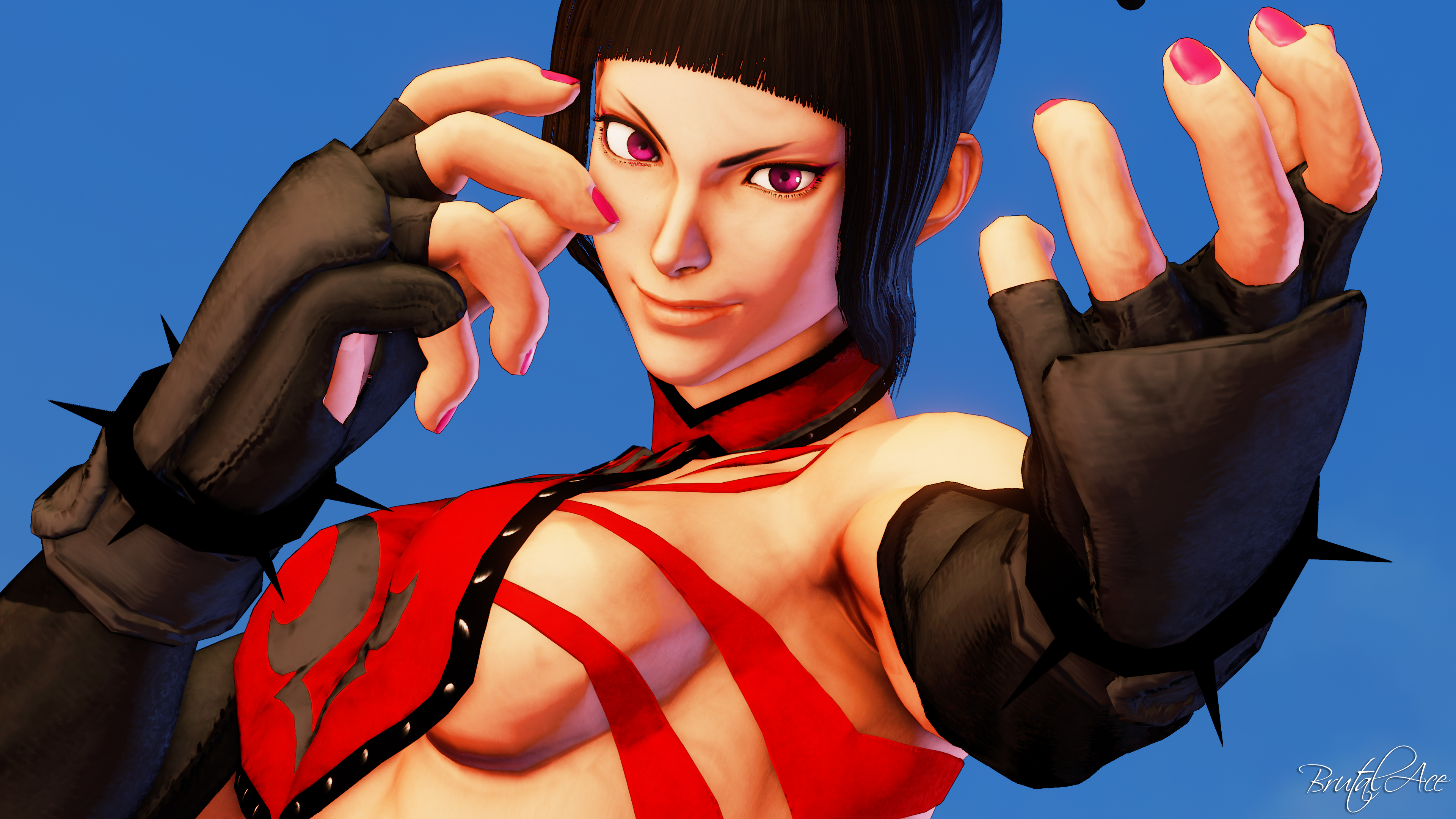 Juri Legacy Costume By BrutalAce
