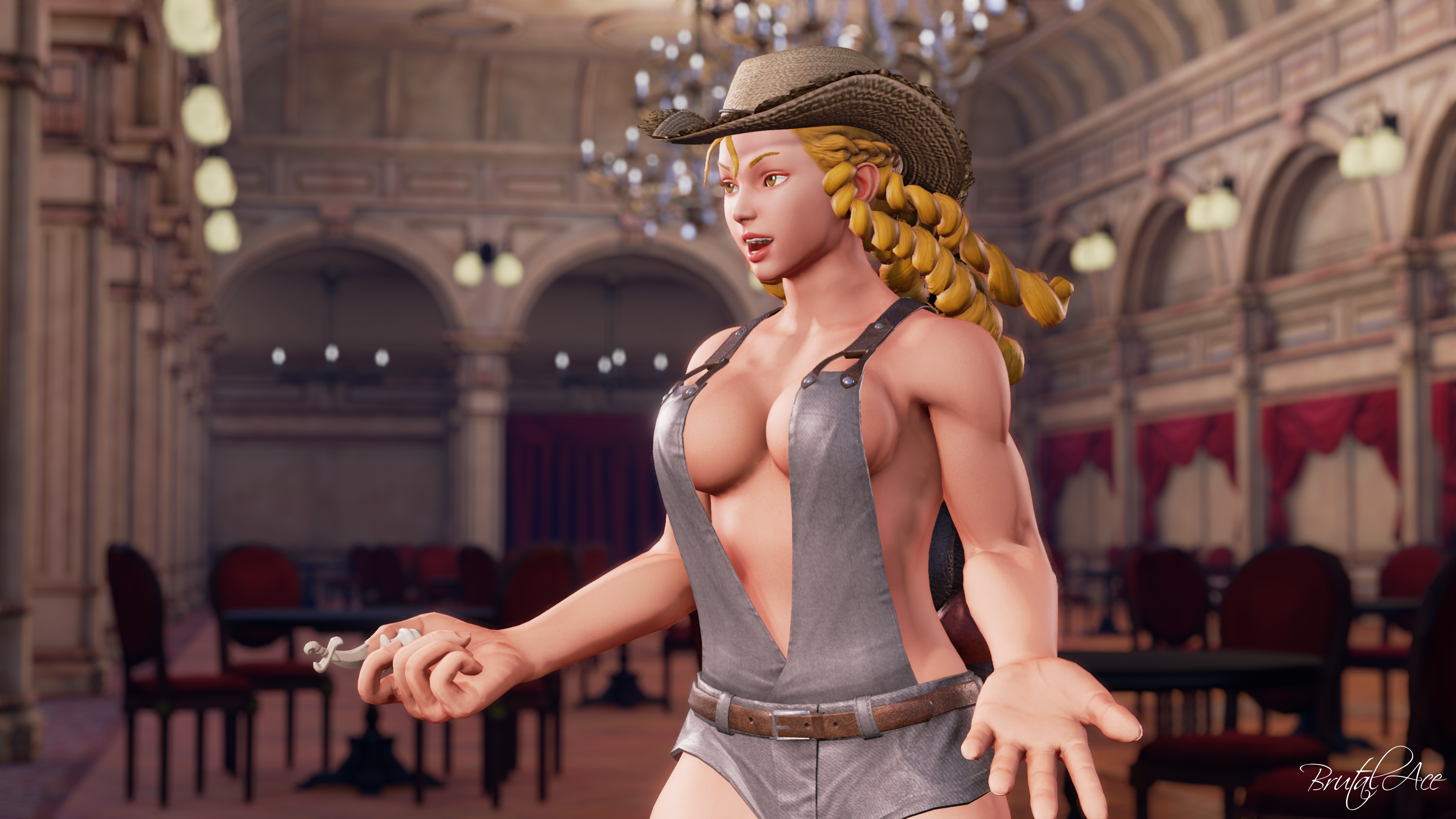 Karin Cowgirl By BrutalAce