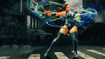 Laura Kitana Cosplay By BrutalAce