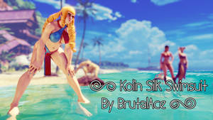 Kolin Silk Swimsuit By BrutalAce